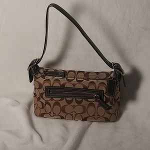 Coach purse small